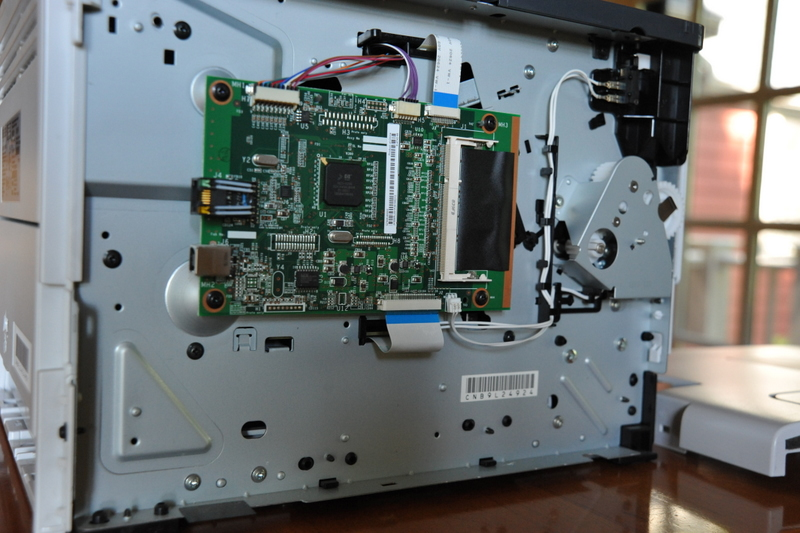 Hp Laserjet P2015dn Formatter Circuit Board Repair